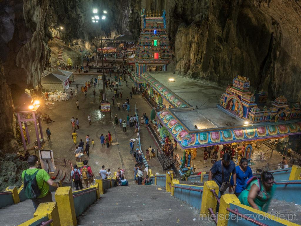 Świątynia w Batu Caves