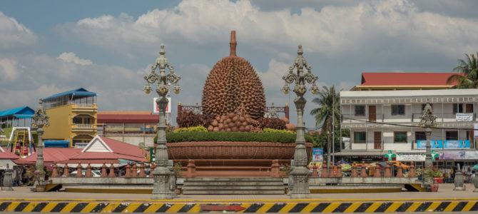 Wpaść jak śliwka w Kampot