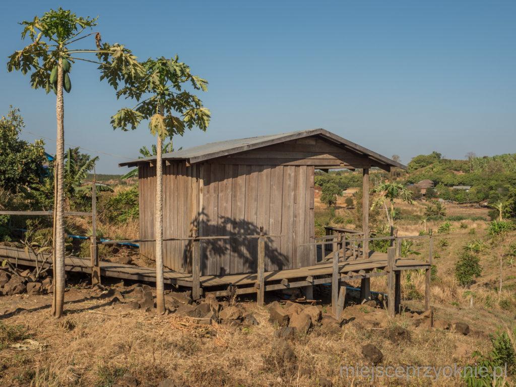 Nasz bungalow z innej perspektywy