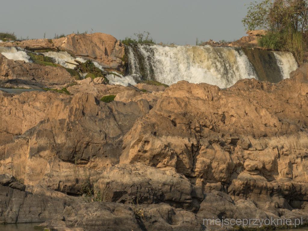 Wodospad Tad Khone Pa Soi