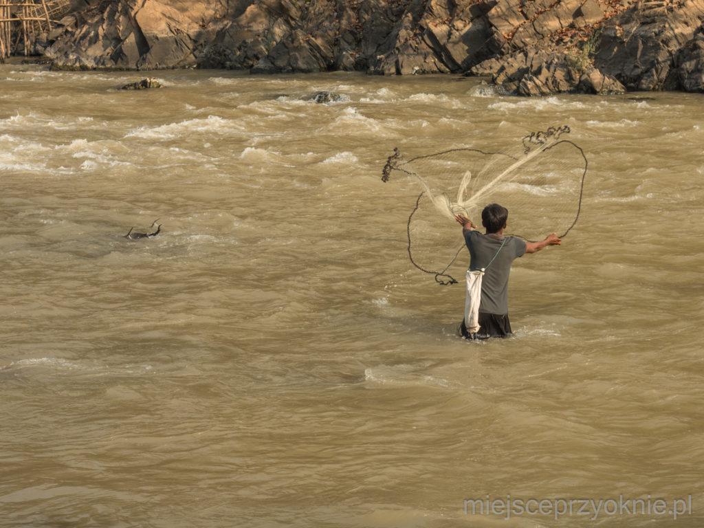 Tradycyjny połów ryb