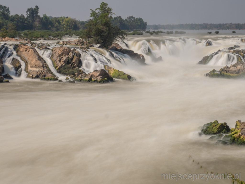 Wodospady Khone Papheng