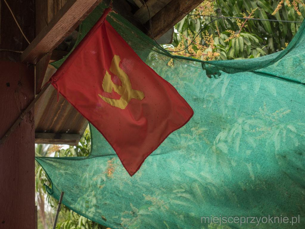 Laos to komunistyczny kraj