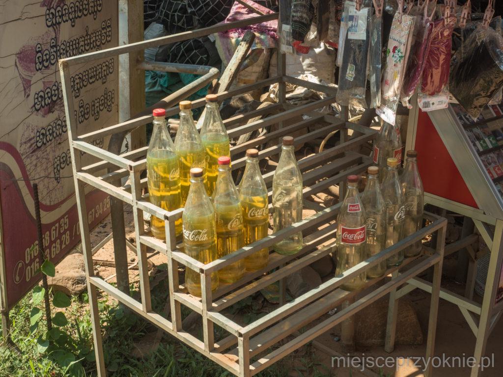 Coca-cola jest najlepszym paliwem ;)