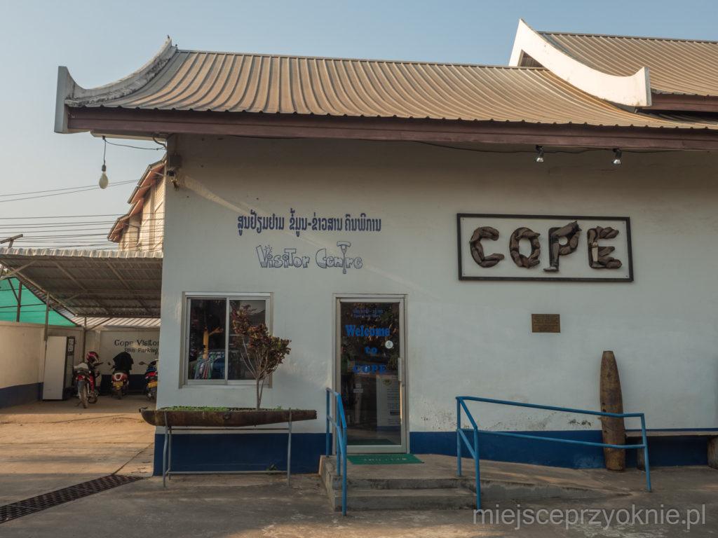 Siedziba organizacji COPE