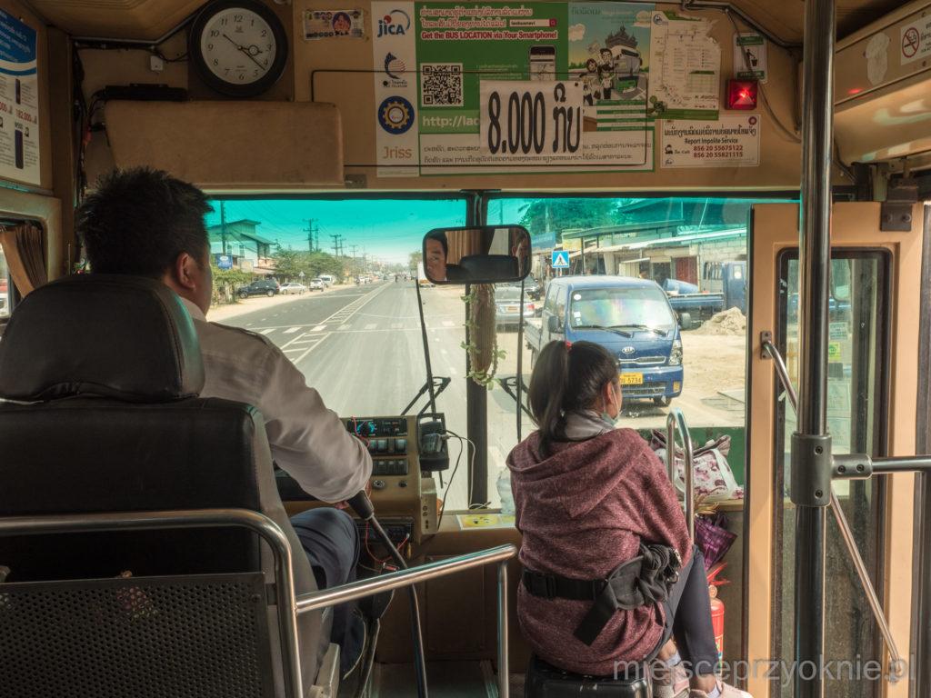 Załoga autobusu