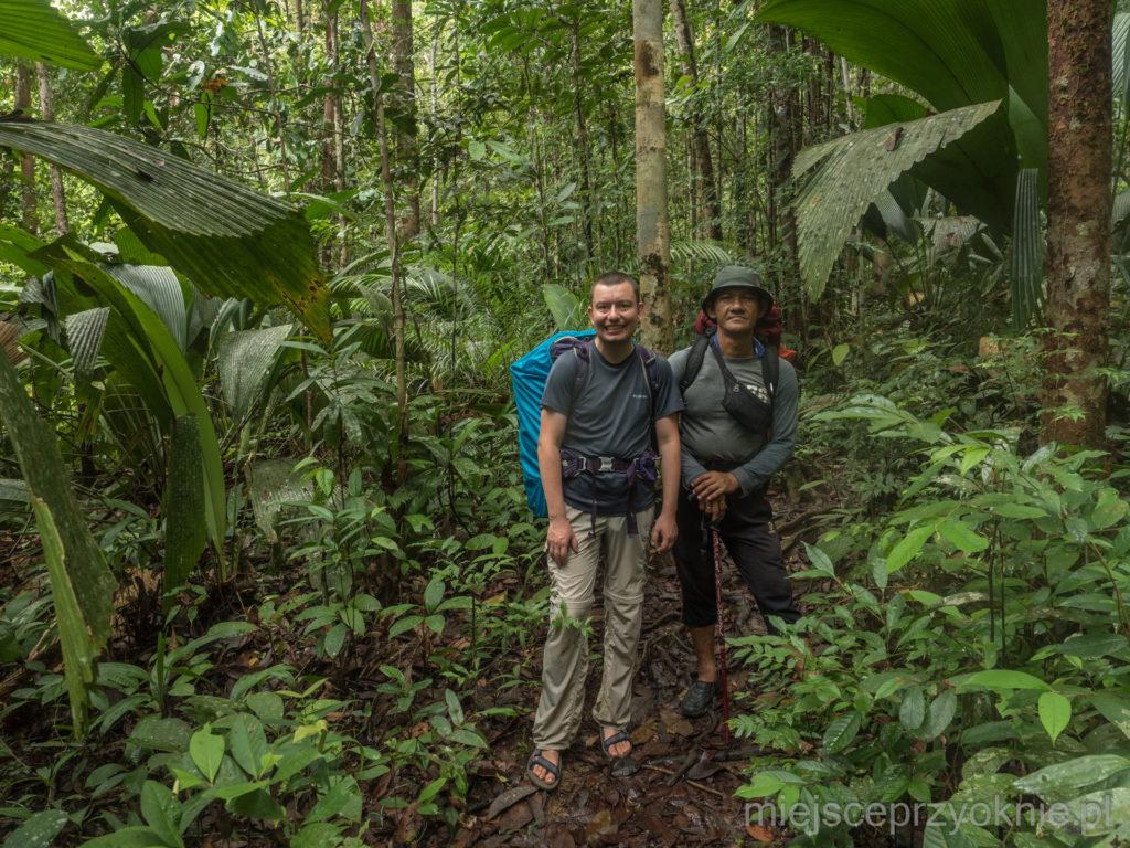 Indiana Jones w tropikach
