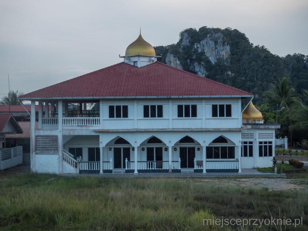 Lokalny meczet