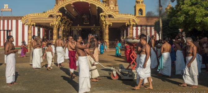 Tamilski Nowy Rok w Dżafnie